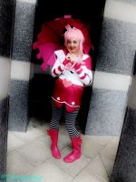 My perona cosplay at thought bubble 2014 by IamNasher