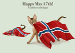 Happy May 17th! by elen89