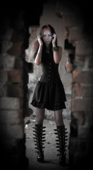 Gothic 1 by DeLucr-Stock