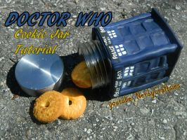Tutorial: Doctor Who Cookie Jar by NerdEcrafter