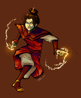 Azula by moderate-mind