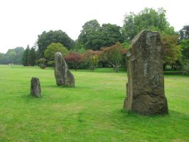 Objects 098 Standing Stones by Dreamcatcher-stock