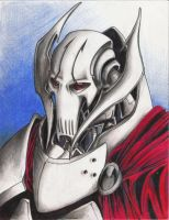 General Grievous by Iseijin