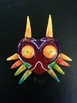 Majora's Mask by Paa-H