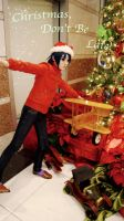 Gorillaz: Third Day of X-Mas by SugarBunnyCosplay