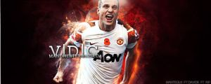 Vidic by Mantequiii