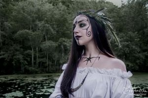 Lady of the Lake by TheGhostSiren