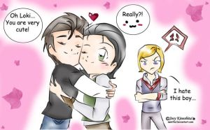 Child Frostiron Love (full and color version)2 by neniths