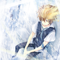 KHR : Tsuna is high by Shumijin