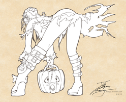 Trick or Treat from Nel by fadingz
