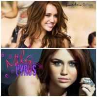 Miley Cyrus 4 by LoveMusicAnimes