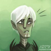 Another Elf Nerd by yohunny