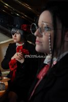 Black Butler side by side by MyCosPlayPhotos
