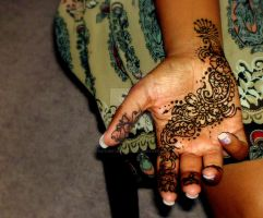 Mehndi by nature-is-lovely