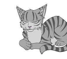 animation: Jayfeather by Marshcold