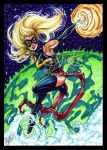 Ms Marvel by megoboom