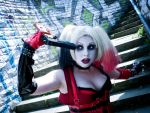 Harley Quinn BAC - What's in there?? by Yami-Oscuridad