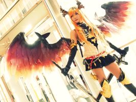 Dark Angel Olivia by jas69per