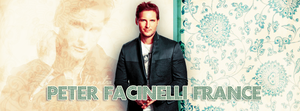 Peter Facinelli France by N0xentra