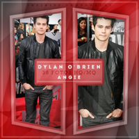 Dylan O'Brien Photopack 03 by MusicSoundsBetter