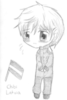 Chibi Latvia by TOXiC-ToOtHpAsTe