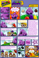 Cute Mario Adventures - Super Mario Galaxy 3 Pg. 3 by SuperLakitu