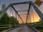 Runks Bridge by historicbridges