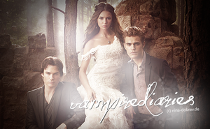 The Vampire Diaries by xSparklyVampire