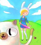 Come on Fionna! by Kamelii