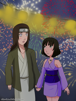 Old PC: Neji X Mizu by ota-chan