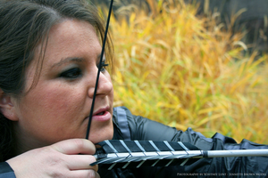 Katniss Everdeen Cosplay 5 by sugarpoultry