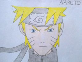 Naruto by Butterfree99