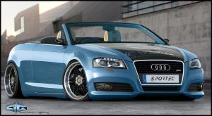 Audi S3 Tuner by GlaciusCreations