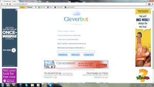 Cleverbot is evil by Twilight-Venom