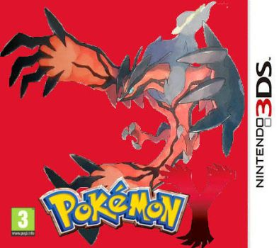 Cover Pokemon Y 2.0 by MultiSonic99