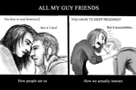 All of my Guy Friends by AliPagel