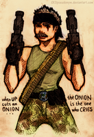 The onion is the one who cries by SKOpseudonym