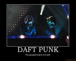 Daft Punk by Alaxr274