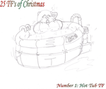 25 TFs of christmas 1 by Redflare500