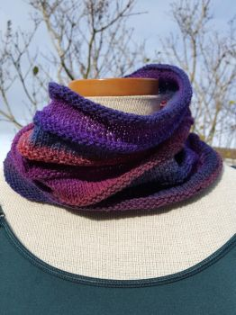 Southdown Cowl by FearlessFibreArts