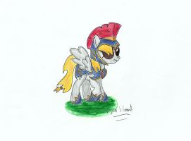 General Derpy, The Grey Mare by UlyssesGrant