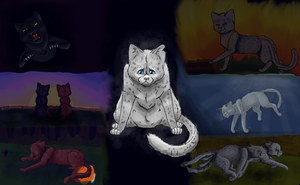 Ashfur's Life Story +Contest Entry+ by Lyss504813