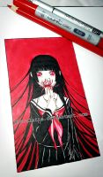 Jigoku Shoujo by ghostlatte