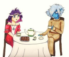 Cup Of Tea by earthstar