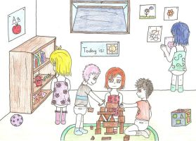 Playroom Fun by Shads-Pics