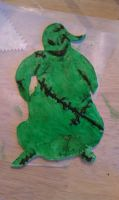 Chocolate Oogie Boogie by aakahasha