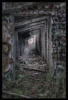 Light at End of Tunnel - HDR by Rempstaar