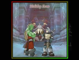 Holiday Zone, no PvP allowed by Mattius2011