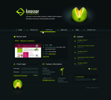 Knassar 5 by outlines by webgraphix