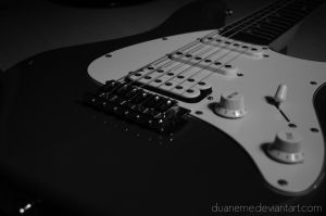 My Guitar :') by DuaneME